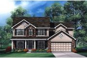 Hermitage II - Reserve at Bellemeade: Saint Peters, MO - McBride & Son Homes