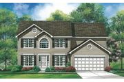 Cypress - The Estates at Columbus Pointe: Saint Charles, MO - McBride & Son Homes