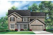Sequoia - The Estates at Columbus Pointe: Saint Charles, MO - McBride & Son Homes