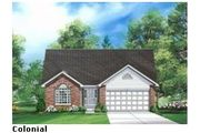 Maple - 2 Bedroom - The Manors at Columbus Pointe: Saint Charles, MO - McBride & Son Homes