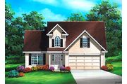 Dogwood - 4 bedroom - The Manors at Columbus Pointe: Saint Charles, MO - McBride & Son Homes