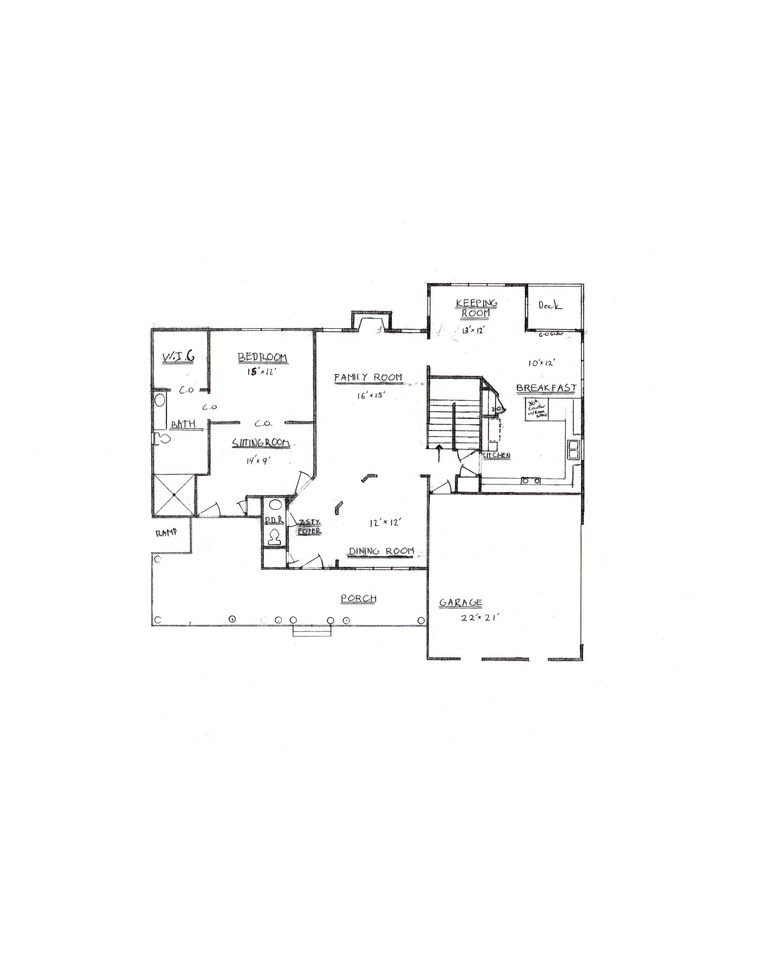 Mother in law suite addition floor plan 2017 2018 best for Home plans with mother in law suite